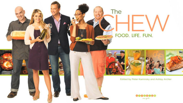 The Chew we were at the chew | comfort food gets a vegan makeover